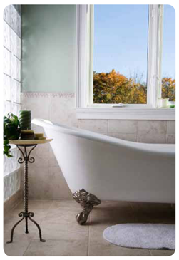 Bathtub refinishing professionals at your service